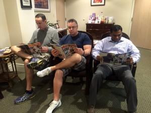 Men in waiting room2